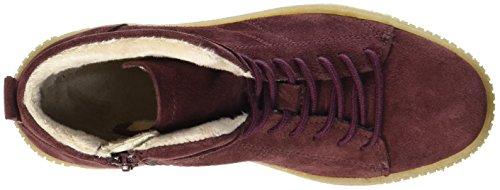 Tamaris Women 25258 Boots Red (bordeaux Suede)
