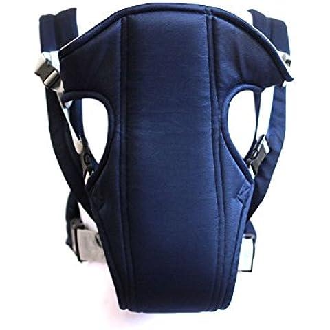 Bebé 3 en 1 portador de seguridad comodidad transpirable mochila Envoltura de la honda arnés