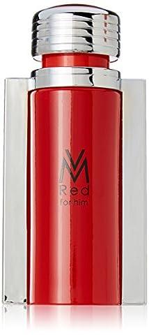 Victor Manuelle VM Red for Him 100ml/3.4oz Eau de Toilette Cologne Spray for Men