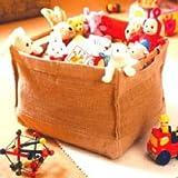 Jute Toy bag