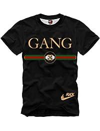 E1Syndicate T Shirt Gang Lil Pump ESSKEETIT White Off Peep Skies XAN