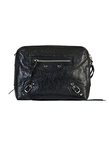 balenciaga-femme-431649d94in1000-noir-cuir-sac-porte-epaule