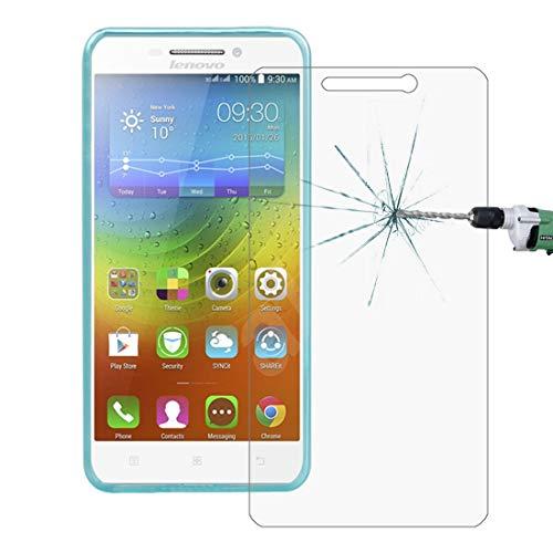 WANTONG Display schutzfolien aus Glas 0.26mm 9H + Oberflächenhärte 2.5D Explosionsgeschützte gehärtete Glasfolie für Lenovo A5000 Gehärtetes Glas Anti Scratch
