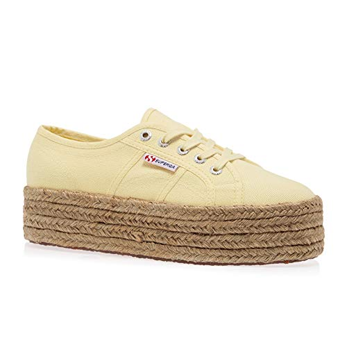 c320a72394df5 Superga 2790 Cotropew Womens Shoes 37 EU Beige Double Cream