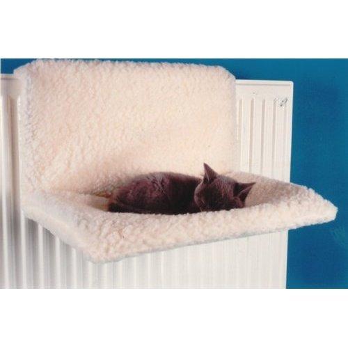 Katzenliege für Heizkörper, 2 Stück
