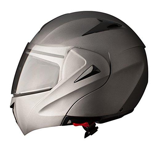 Zoom IMG-1 bhr 93926 casco modulare flip