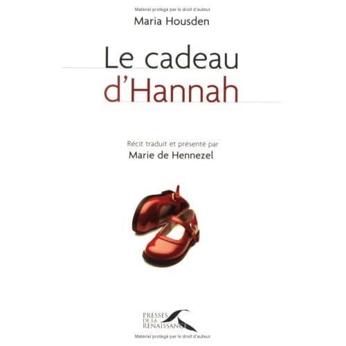 CADEAU D HANNAH