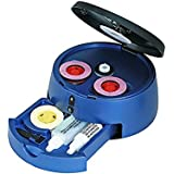 CD DVD BLU RAY PS3 XBOX 360 WII DISC CLEANER SCRATCH REPAIR REMOVER MACHINE
