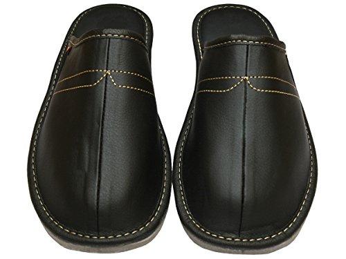 BeComfy, Pantofole uomo Nero