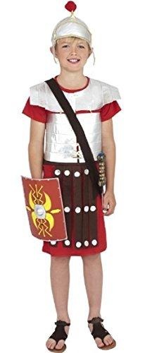 Fancy Me Jungen Römisch Soldat Gladiator Studienplan büchertag Kostüm Kleid Outfit - Multi, 10-12 Years