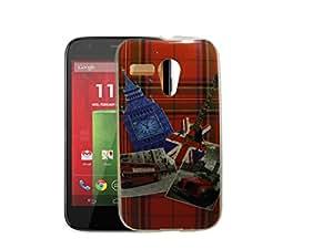 Motorola Moto G Brand New Soft TPU Design Case - American Guitar Design Soft TPU