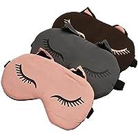 Haodou Katze Muster Augenmaske Cartoon Schlaf Niedliche Augenbinde Schattierung Müdigkeit Lindern Heiß und Kalt... preisvergleich bei billige-tabletten.eu