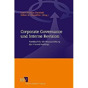 41yz9UQcUGL. SS300  - Corporate Governance und Interne Revision: Handbuch für die Neuausrichtung des Internal Auditings