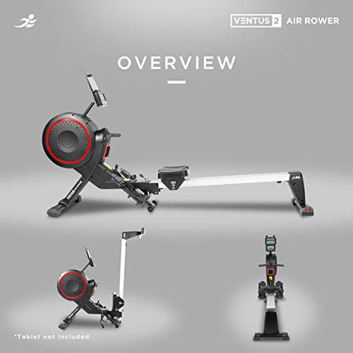 JLL Ventus 2 Rowing Machine