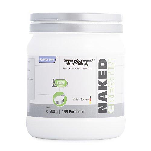 Creatin Monohydrat Pulver für Muskelaufbau –...