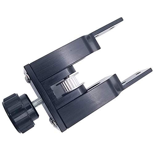 SODIAL Zubeh?r Für 3D Drucker Zubeh?r Cr10 Y Achse 4020 Aluminium Profil Synchron Rad Spanner Und Zahn Riemen Spanner - Y-achsen-riemen