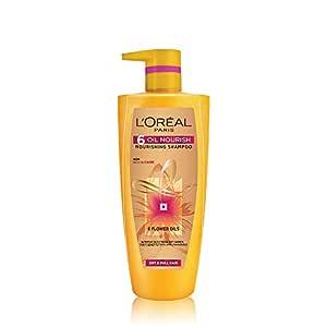 L'Oreal Paris 6 Oil Nourish Shampoo, 1 Litre