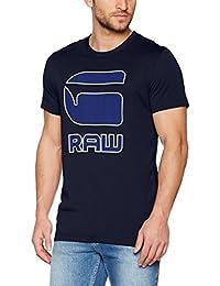 G-STAR RAW Cadulor R T S/S, Camiseta para Hombre