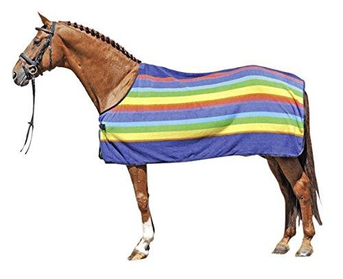 HKM Abschwitzdecke -Rainbow-, bunt, 115