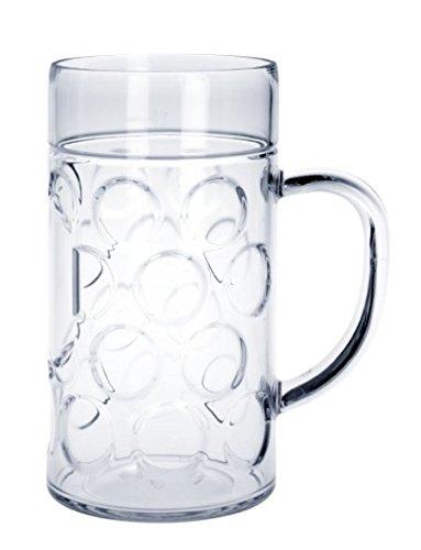 sklar aus Kunststoff Spülmaschinen fest und lebensmittelecht (Kunststoff-bierkrüge)
