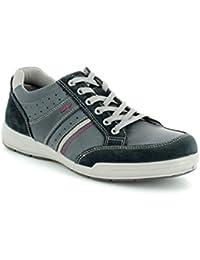 51fcf65e972d0 Imac 102890-240918 Dexter 81 Navy Multi Mens Casual Shoes