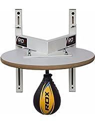 RDX Boxeo Peras Plataforma Pera Velocidad Doble Bola Double End Speed Bag