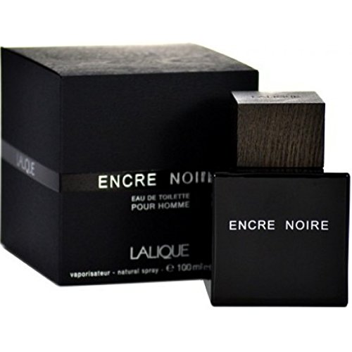 Lalique Encre Noir eau de toilette uomo 50ml
