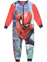 Spiderman - Grenouillère - l'homme Araignée - Garçon