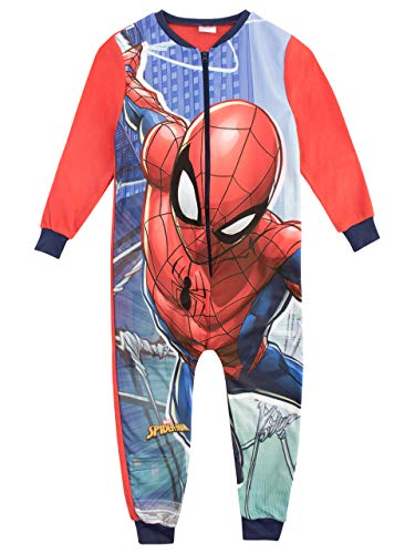 Spiderman Pijama Entera niños El Hombre Araña 2-3