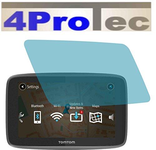 4ProTec 2X ANTIREFLEX matt Schutzfolie für Tomtom GO 520, 5200 Premium Displayschutzfolie Bildschirmschutzfolie Schutzhülle Displayschutz Displayfolie Folie -