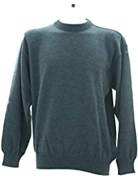 53996c977 Paul & Shark Round Neck Wool Sweater Grey