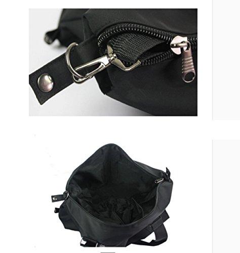 LAIDAYE Mobile Tasche Schultertasche Mit Großer Kapazität Geschäftsreisen Fitness-Kit Sporttasche Fitnesstasche Große Kapazität Handtasche 2
