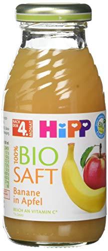 HiPP Banane-Apfel Bio, 6er Pack (6 x 200 ml)