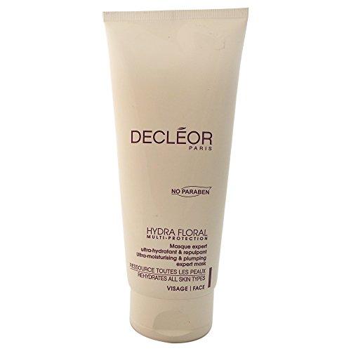 Decleor - Hydra Floral Ultra-Moisturising &Amp; Plumping Expert Mask (Salon Size) 200Ml/6.7Oz - Soins De La Peau