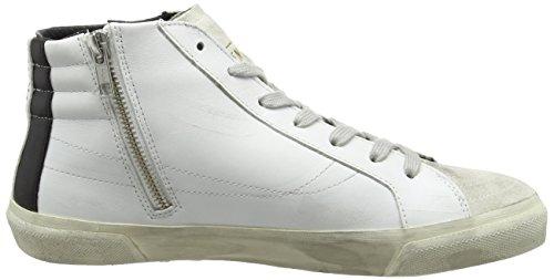 Bikkembergs Rubber 516 M.Shoe M, Baskets Basses Homme blanc (White)