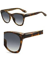 GIVENCHY Givenchy Damen Sonnenbrille » GV 7068/S«, braun, 086/9O - braun/grau
