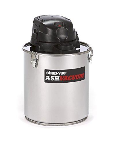 Shop Vac Aschesauger (Sauger, Kaminsauger) - 2-Stufenmotor - speziell zum Reinigen von Öfen, Grills etc. - 4041129