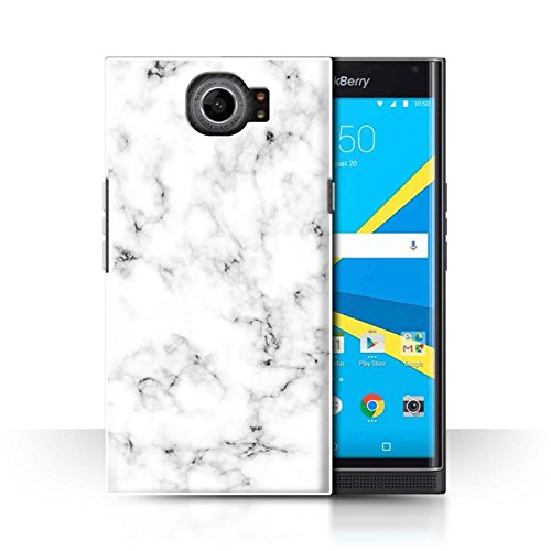stuff4-phone-case-cover-for-blackberry-priv-white-design-marble-rock-granite-effect-collection