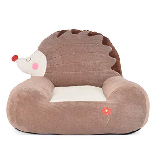 ALUK- small stool Mini Sofá de los Niños Solo Asiento de Dibujos Animados Boy Boy Taburete Lavable Asiento Perezoso Creativo Regalo de Cumpleaños 60 cm * 48 cm