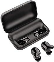 Haylou T15 TWS True Wireless Earphones HiFi Stereo Mini Binaural Earbuds In-ear BT 5.0 Touch Control Headset w