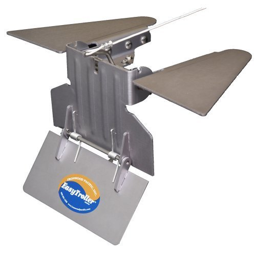 Ironwood Pacific Outdoors EasyTroller Trolling Plate - Standard w/Fins by Ironwood Pacific Outdoors