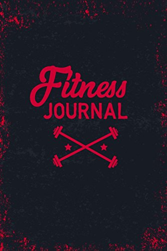 Fitness Journal: Blank Lined Gym Notebook: 10 por Dartan Creations