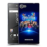 Head Case Designs Offizielle WWE Frauen Gruppen Poster 2018 Evolution Soft Gel Hülle für Sony Xperia Z5 Compact