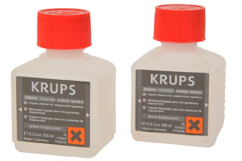 KRUPS XS9000 Liquid Cleaner for Fully Automatic Espresso Machines by KRUPS