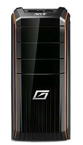 Acer Predator G3610-081 Unité Centrale Intel Core i7-2600 1,5 To 4096 Mo Carte graphique Nvidia GeForce GT530 Noir