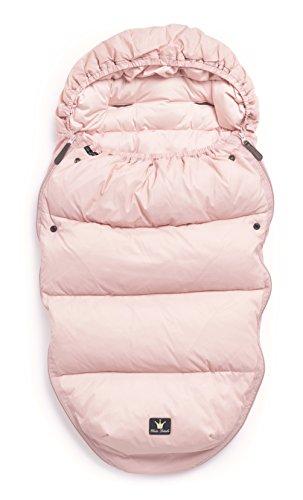 Elodie Details - Saco Silla de Paseo Powder Pink Elodie Details