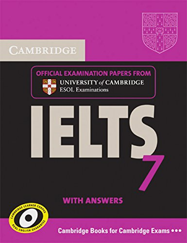 Cambridge IELTS 7: Student's Book with answers