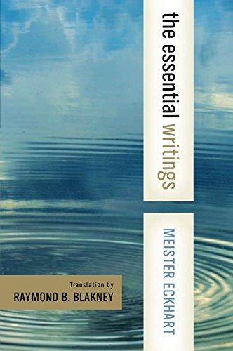 Meister Eckhart: A Modern Translation (Torchbooks)