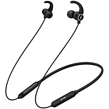 Xmate Mana in-Ear Wireless Bluetooth Headphones with High Bass & Mic - (Black)