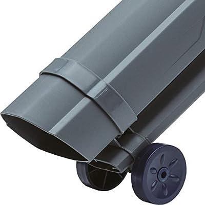Blaupunkt LBSK 750401 Laubsauger, Laubbläser, 2500 Watt, inkl. Tragegurt
